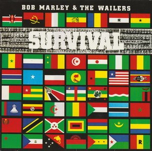 Survival (Bob Marley & The Wailers album) - Image: Survival Album