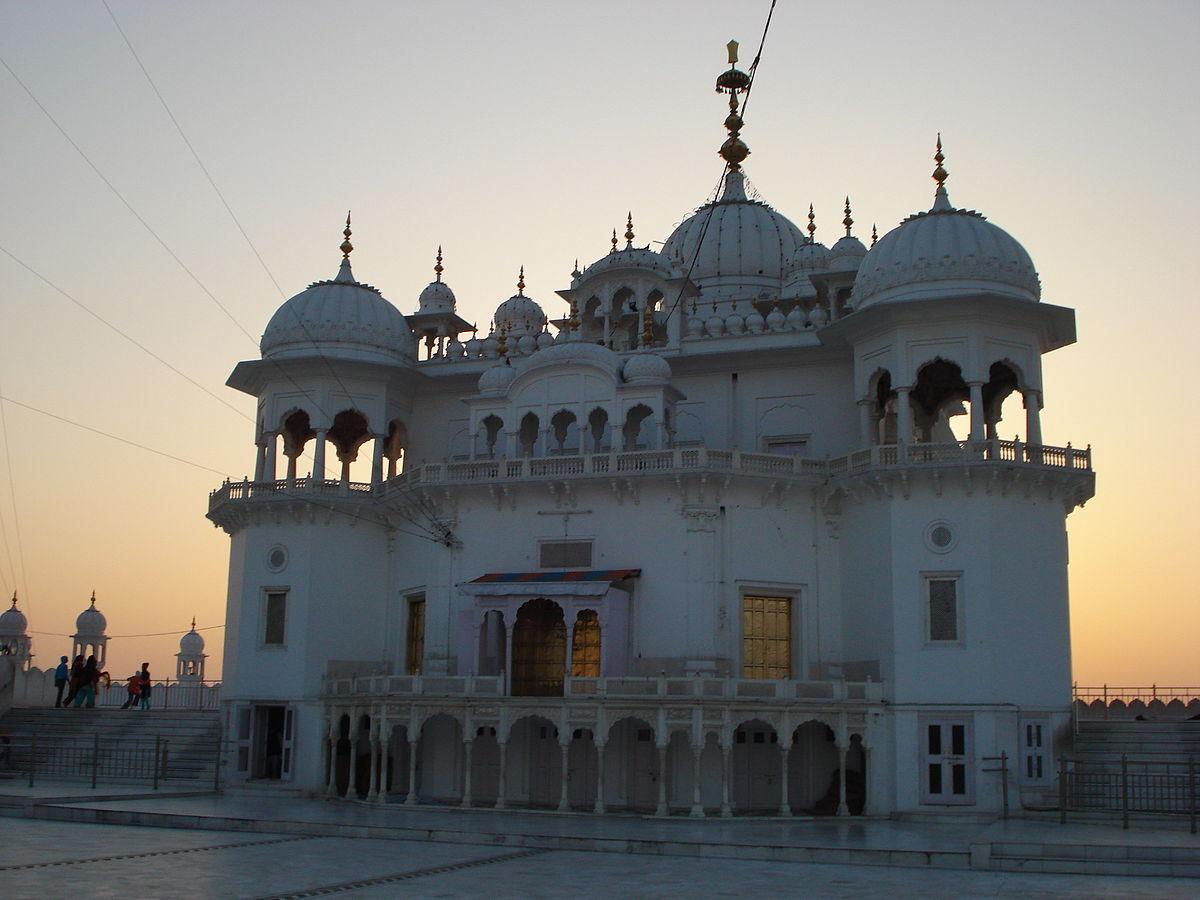 Anandpur Sahib - Wikipedia