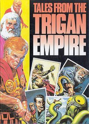 The Trigan Empire - Tales From the Trigan Empire, 1989