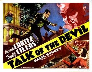 <i>Talk of the Devil</i> 1936 film by Carol Reed