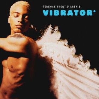 Vibrator (album) - Image: Terence Trent D'Arby Vibrator