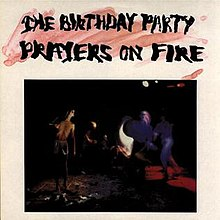Studio album by The Birthday Party