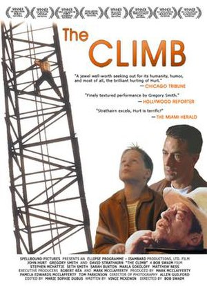 The Climb (1999 film) - DVD Cover Art for The Climb Re-Release