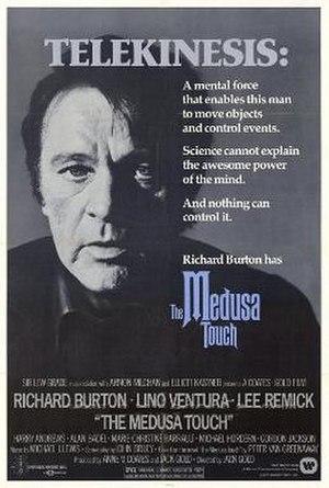 The Medusa Touch (film) - Original 1978 film poster