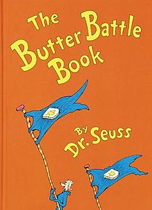 picture relating to Dr.seuss Book Covers Printable referred to as The Butter Beat Guide - Wikipedia