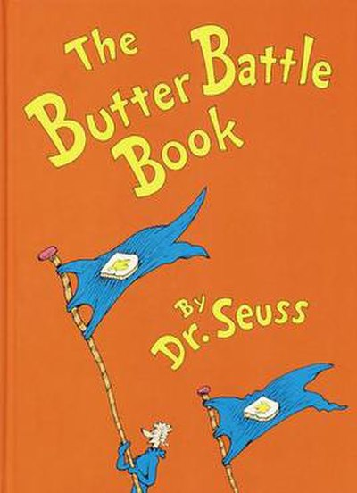 Picture of a book: The Butter Battle Book