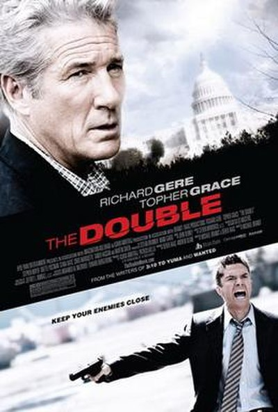 Picture of a movie: The Double