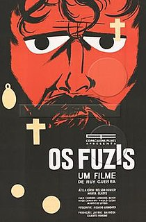 <i>The Guns</i> (film) 1964 film directed by Ruy Guerra
