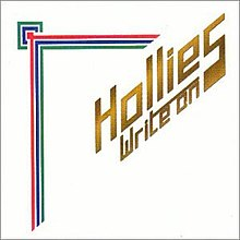 The Hollies - Write On.jpg