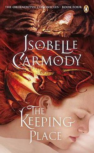 The Keeping Place - Second Edition Penguin Cover