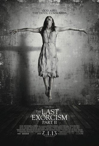The Last Exorcism Part II - Theatrical Release Poster