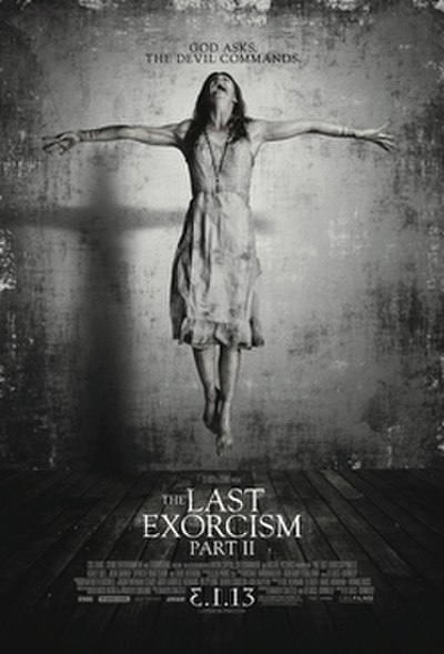 Picture of a movie: The Last Exorcism Part II