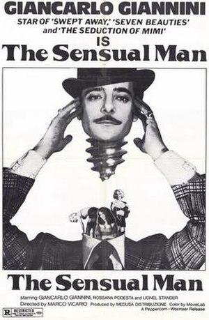 The Sensual Man - Image: The Sensual Man
