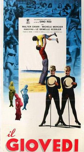 The Thursday - Film poster