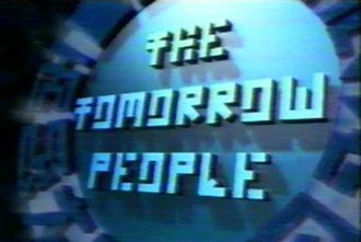 The Tomorrow People - Image: The Tomorrow People (title card) (1990s version)