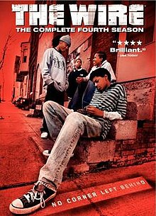 The Wire Season 4 Episode 10 | The Wire Season 4 Wikipedia