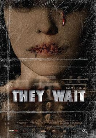 They Wait - Official film poster