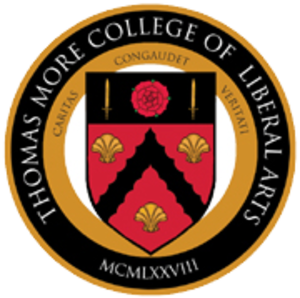 Thomas More College of Liberal Arts - Seal of Thomas More College of Liberal Arts