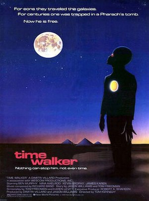 Time Walker - Time Walker film poster
