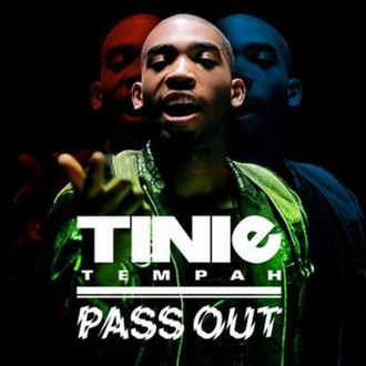 Tinie Tempah featuring Labrinth — Pass Out (studio acapella)