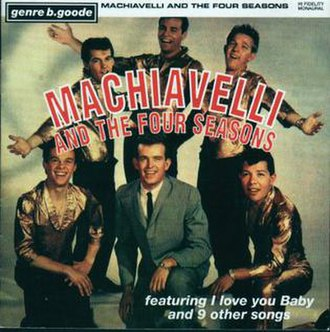 Machiavelli and the Four Seasons - Image: Tism machiavelli and the four seasons