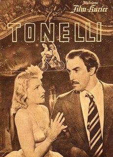 <i>Tonelli</i> (film) 1943 film by Victor Tourjansky