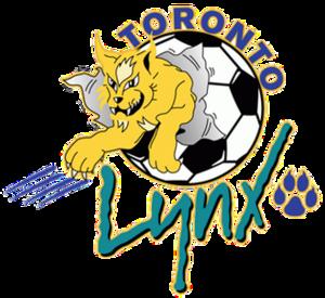 Toronto Lynx - Early Toronto Lynx logo