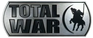The official logo of the series