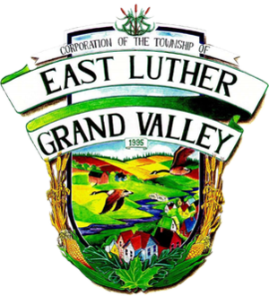 Grand Valley, Ontario - Image: Township of East Luther Grand Valley