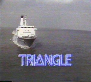 Triangle (1981 TV series) - Main title caption for the series