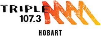 Triple M Hobart - Image: Triple M Hobart radio station logo