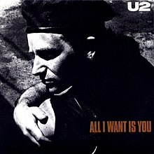 all i want is you u2 song wikipedia