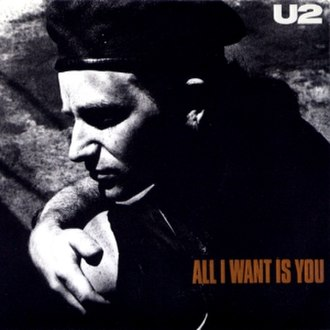 All I Want Is You (U2 song) - Image: U2aiwiy