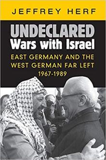 Pimeät sodat Israelin kanssa book cover.png