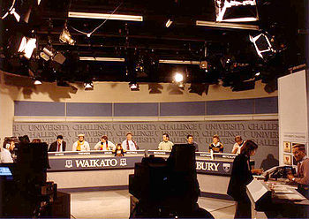 University Challenge New Zealand Tv Series Wikipedia