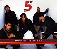 Five - When the Lights Go Out (studio acapella)
