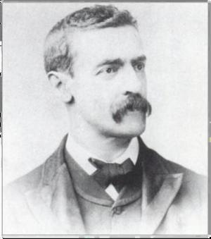 William Abner Eddy - William Abner Eddy, cira 1890