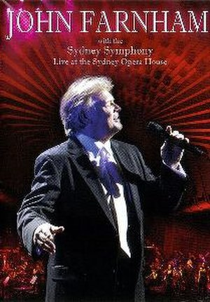 With the Sydney Symphony Live at the Sydney Opera House - Image: With The Sydney Symphony Live At The Sydney Opera House DVD