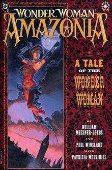 Wonder Woman Amazonia Wikipedia
