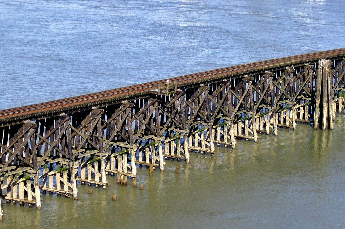 Trestle Bridge Wikipedia