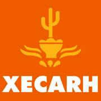 XHCARH-FM - Image: Xecarh color