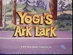Yogi's Ark Lark - Wikipedia