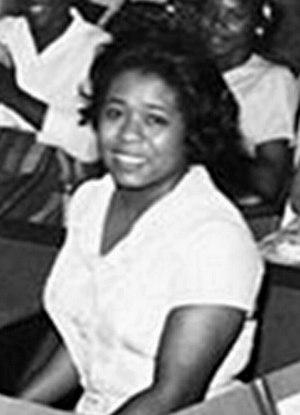 Yvonne Busch - Busch in 1962