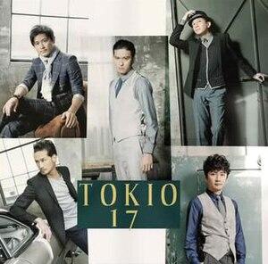 17 (Tokio album) - Image: 17 (Tokio album)