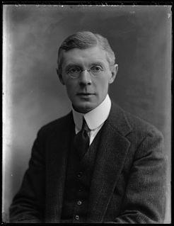 Athelstan Rendall British politician
