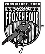 2000 Frozen Four logo