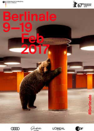 67th Berlin International Film Festival - Festival poster