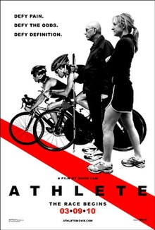 ATHLETE Movie Poster The Race Begins 407x603.jpg