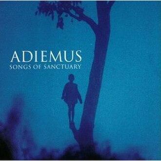 Adiemus: Songs of Sanctuary - Image: Adiemus Songs of Sanctuary