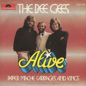 Alive (Bee Gees song)